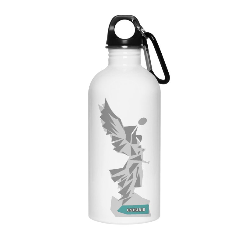 Independencia Accessories Water Bottle by ZuniReds's Artist Shop