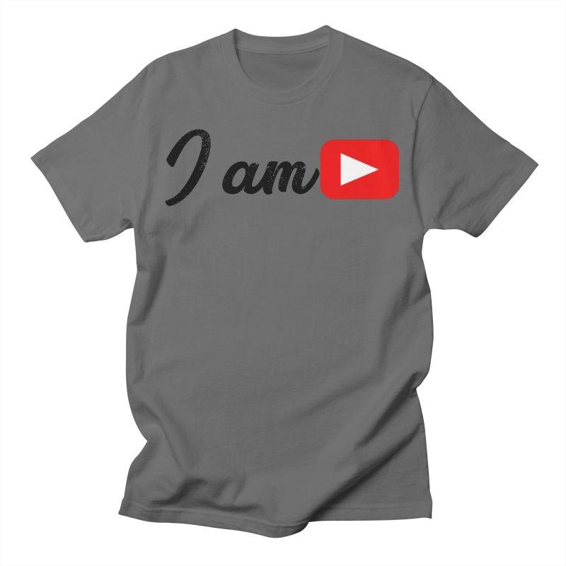 Yo soy  Youtube Men's T-Shirt by ZuniReds's Artist Shop
