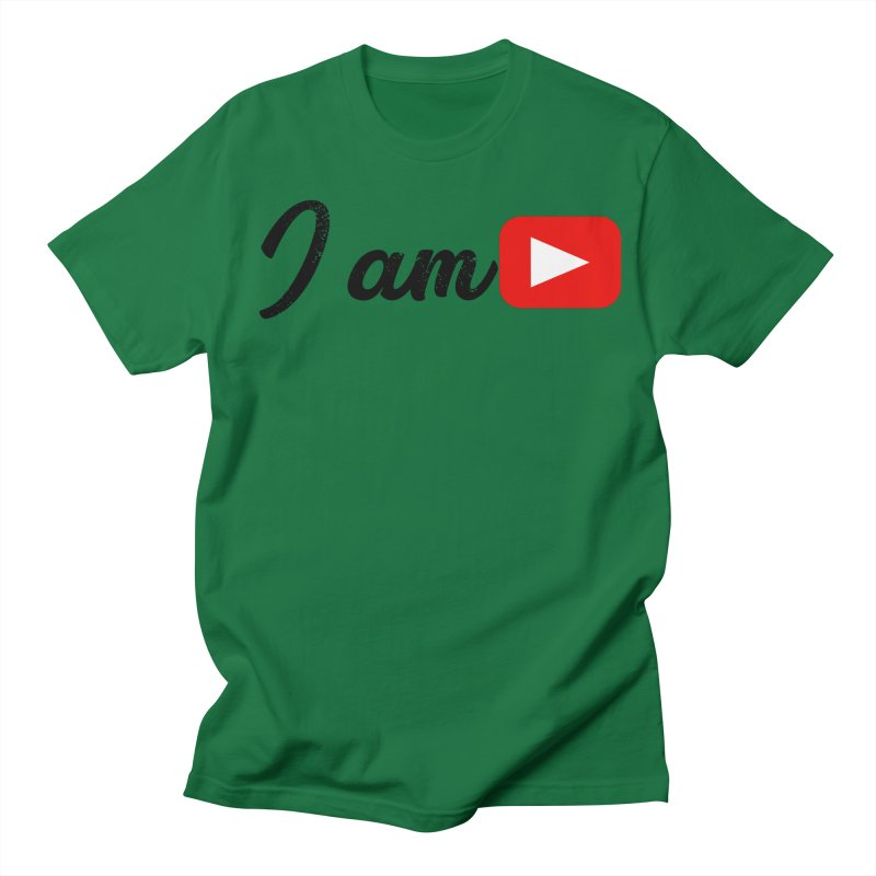 Yo soy  Youtube Women's Regular Unisex T-Shirt by ZuniReds's Artist Shop