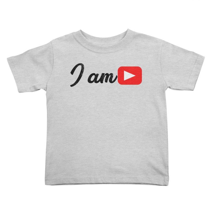 Yo soy  Youtube Kids Toddler T-Shirt by ZuniReds's Artist Shop