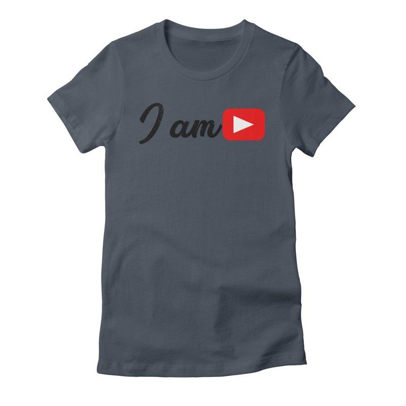 Yo soy  Youtube Women's T-Shirt by ZuniReds's Artist Shop