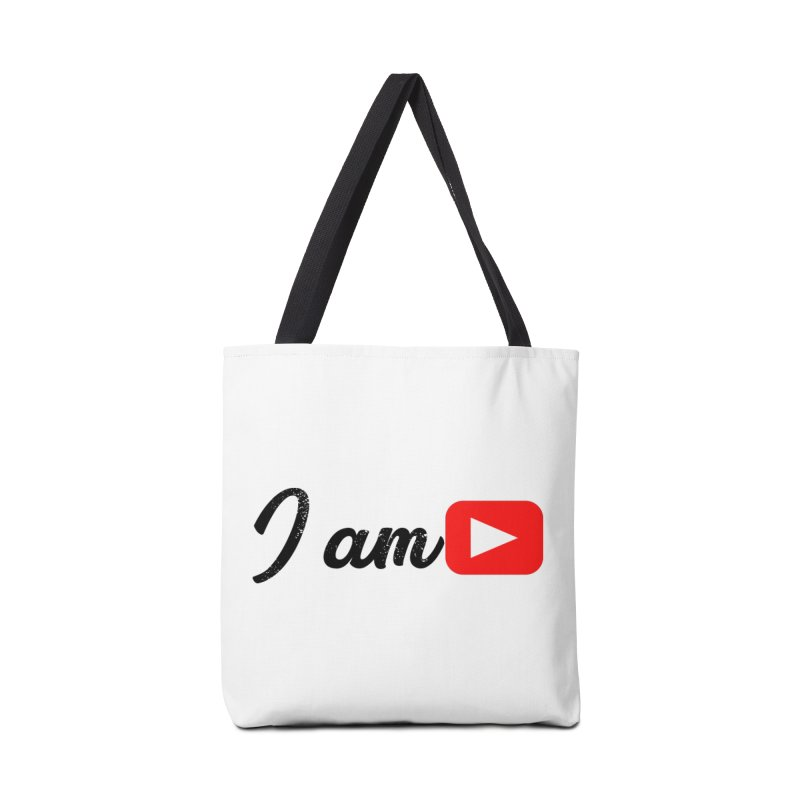 Yo soy  Youtube Accessories Bag by ZuniReds's Artist Shop