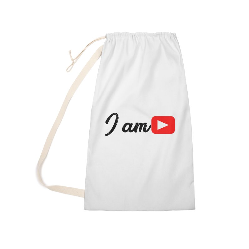 Yo soy  Youtube Accessories Laundry Bag Bag by ZuniReds's Artist Shop