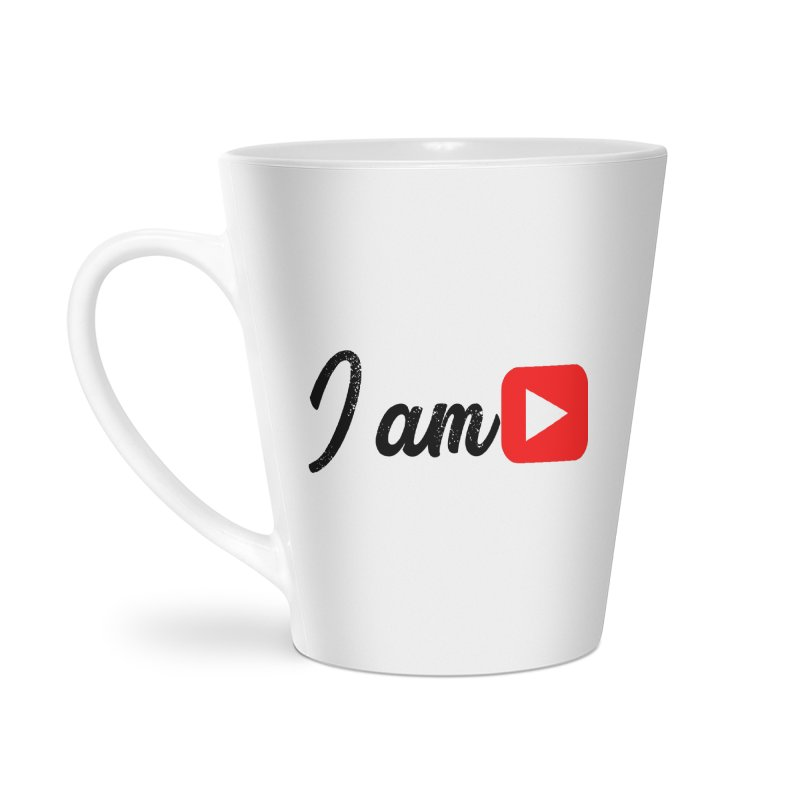 Yo soy  Youtube Accessories Latte Mug by ZuniReds's Artist Shop