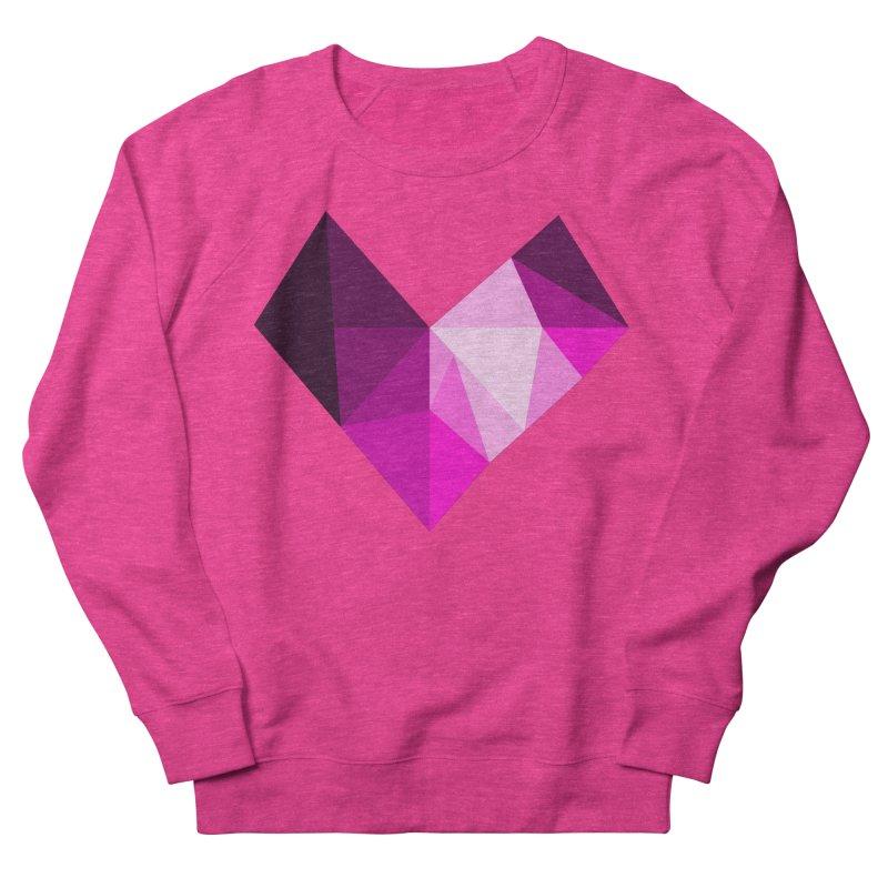 My pink heart Men's Sweatshirt by ZuniReds's Artist Shop