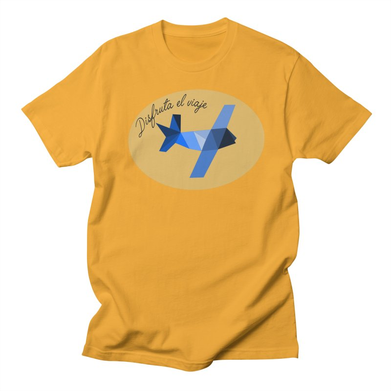 Disfruta del Viaje Women's Regular Unisex T-Shirt by ZuniReds's Artist Shop
