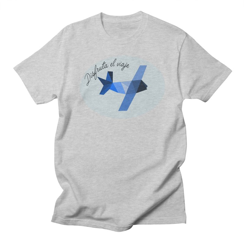 Disfruta del Viaje Men's Regular T-Shirt by ZuniReds's Artist Shop