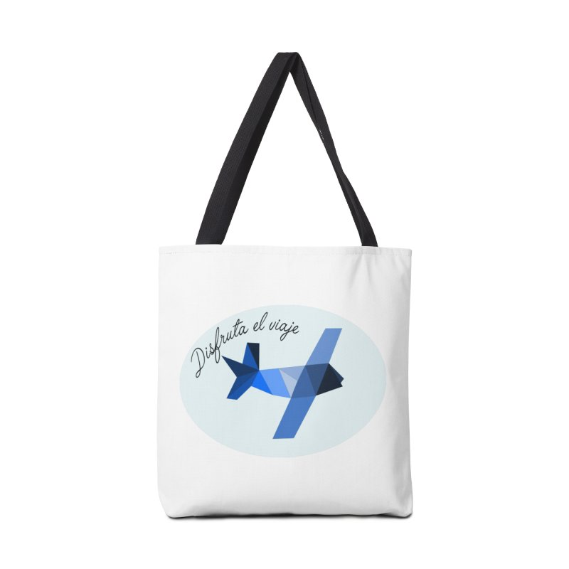 Disfruta del Viaje Accessories Tote Bag Bag by ZuniReds's Artist Shop