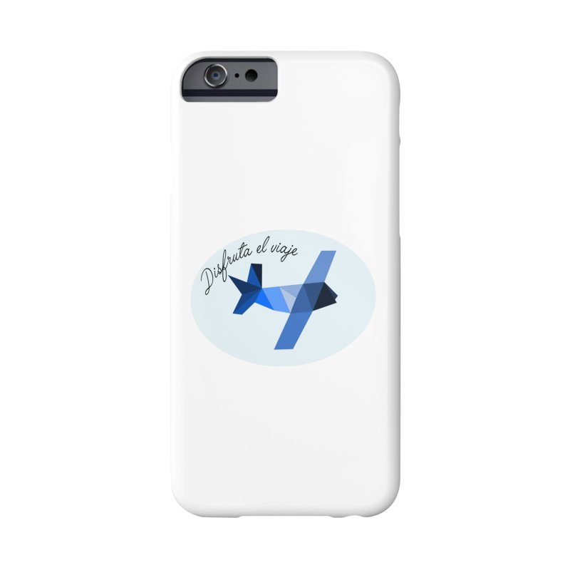 Disfruta del Viaje Accessories Phone Case by ZuniReds's Artist Shop