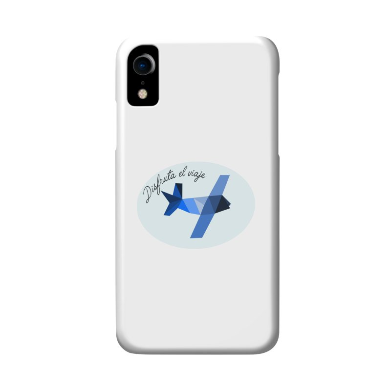 Disfruta del Viaje Accessories Phone Case by ZuniReds's Artist Shop