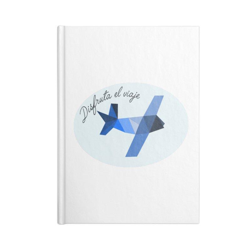 Disfruta del Viaje Accessories Notebook by ZuniReds's Artist Shop