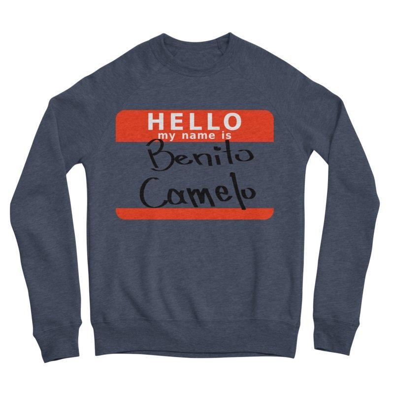 Hello Benito Women's Sponge Fleece Sweatshirt by ZuniReds's Artist Shop