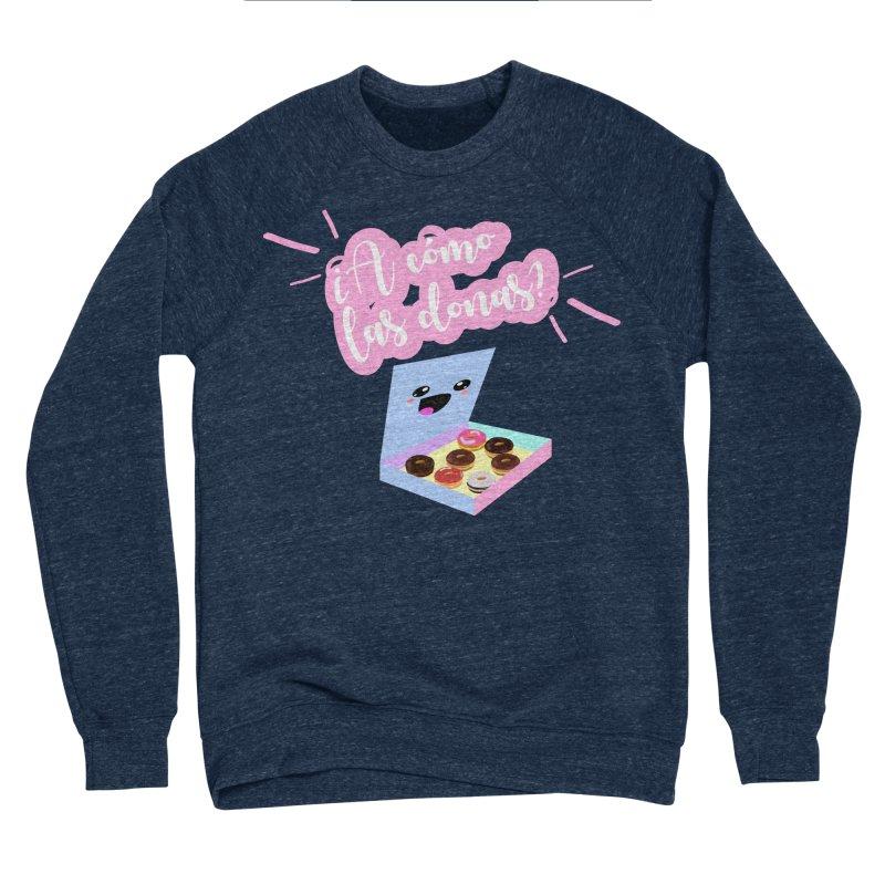 Donas Women's Sweatshirt by ZuniReds's Artist Shop