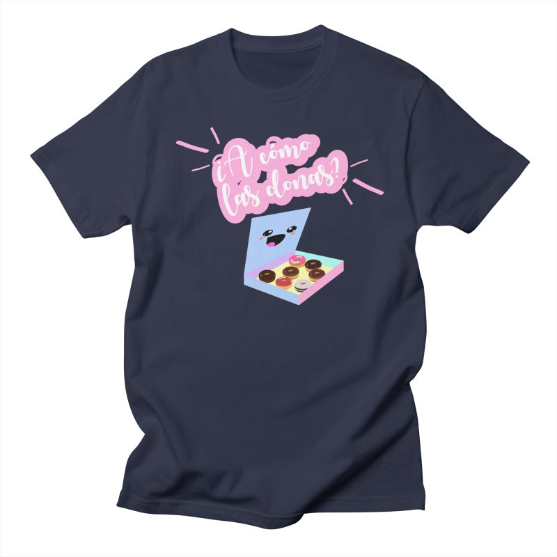 Donas Men's T-Shirt by ZuniReds's Artist Shop