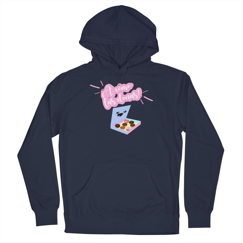 Donas Men's Pullover Hoody by ZuniReds's Artist Shop