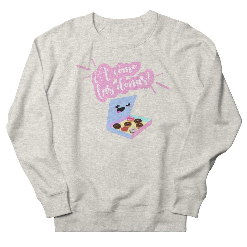 Donas Men's Sweatshirt by ZuniReds's Artist Shop
