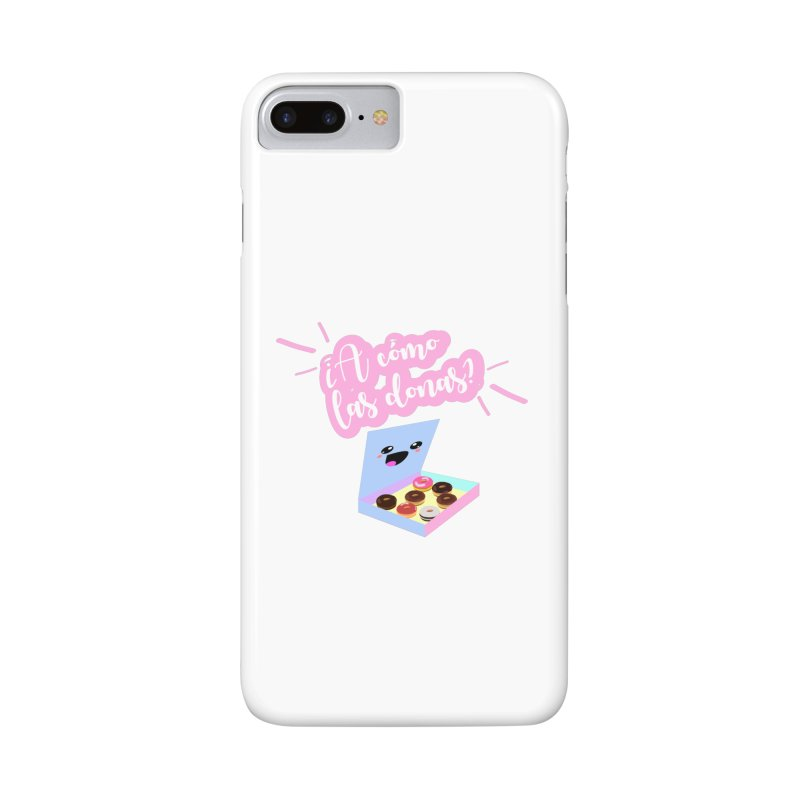 Donas Accessories Phone Case by ZuniReds's Artist Shop