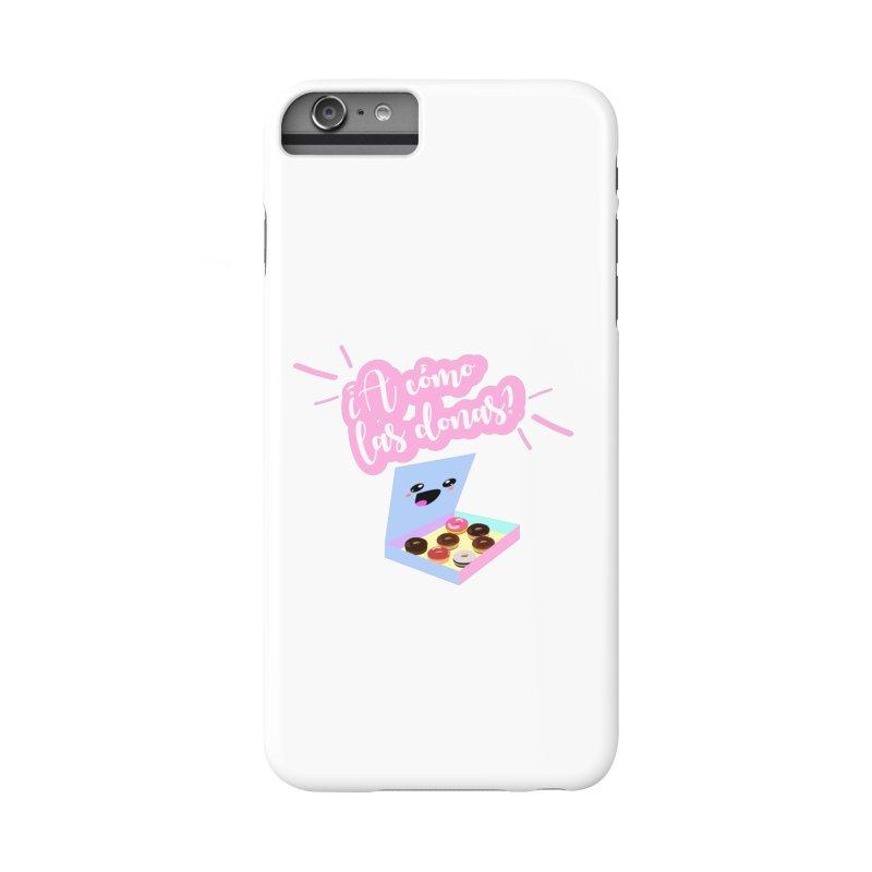 Donas Accessories Phone Case by ZuniReds's Artist Shop