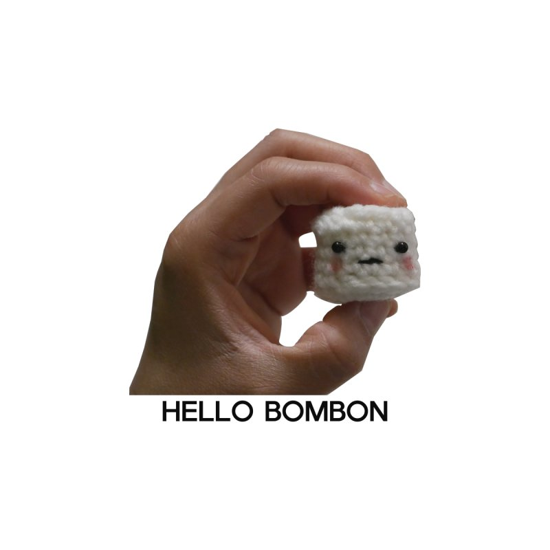 HELLO BOMBON Kids T-Shirt by ZuniReds's Artist Shop