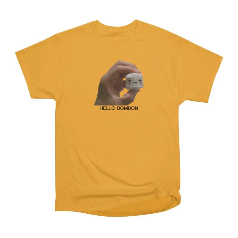HELLO BOMBON Women's T-Shirt by ZuniReds's Artist Shop