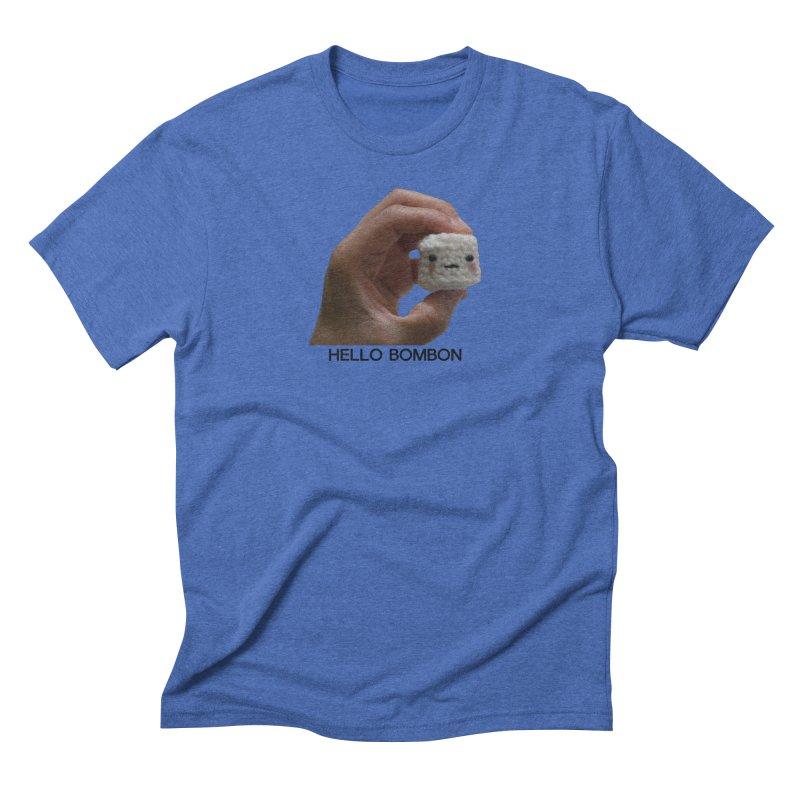 HELLO BOMBON Men's T-Shirt by ZuniReds's Artist Shop