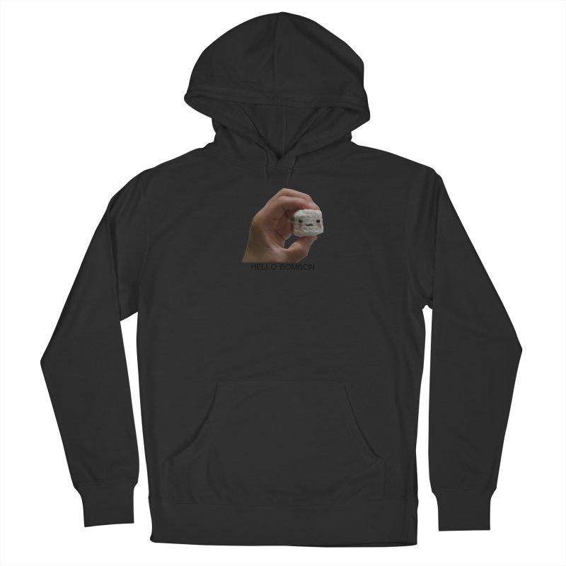 HELLO BOMBON Men's Pullover Hoody by ZuniReds's Artist Shop
