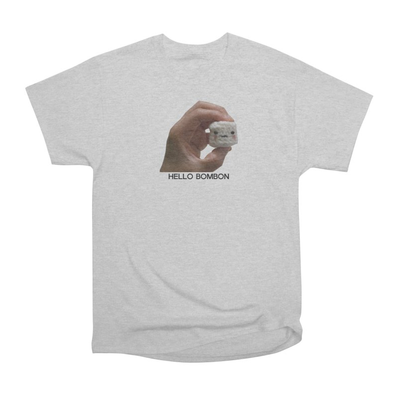 HELLO BOMBON Men's Heavyweight T-Shirt by ZuniReds's Artist Shop