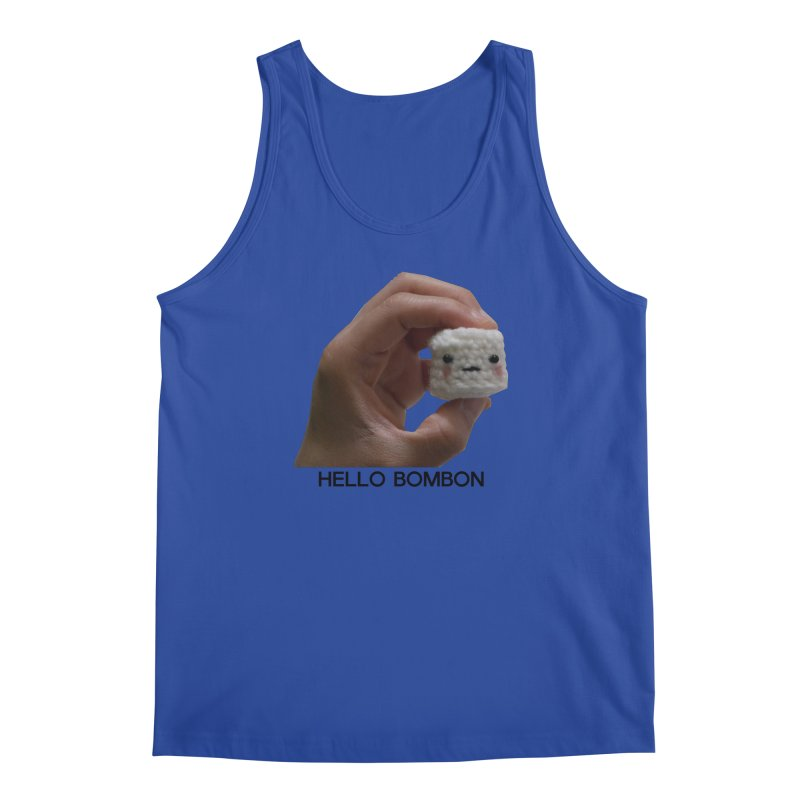 HELLO BOMBON Men's Regular Tank by ZuniReds's Artist Shop