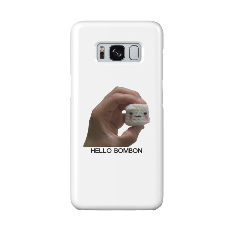 HELLO BOMBON Accessories Phone Case by ZuniReds's Artist Shop
