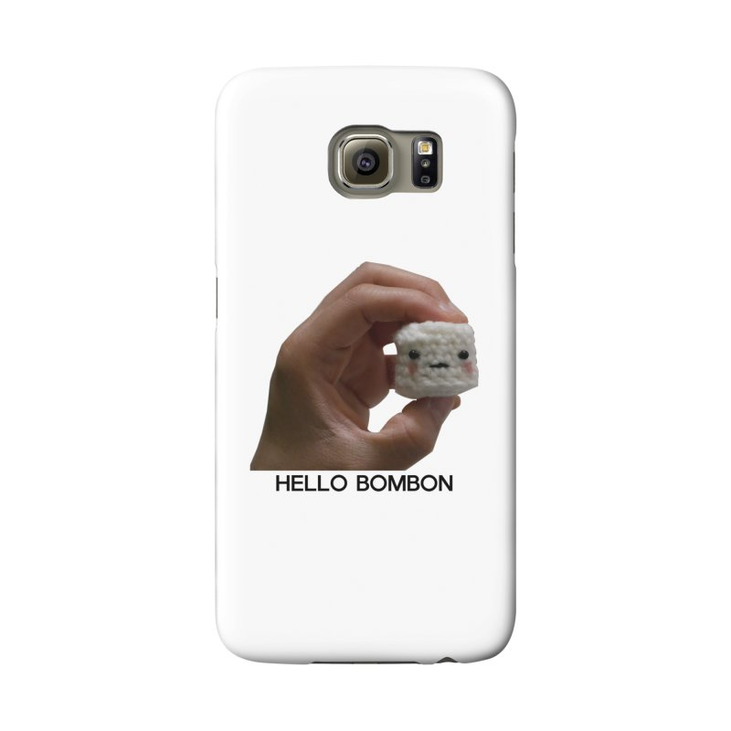 HELLO BOMBON Accessories Phone Case by ZuniReds's Artist Shop