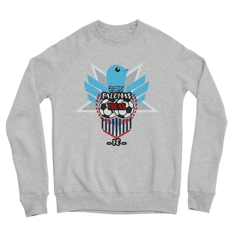 Palomas Ticas Sport Men's Sponge Fleece Sweatshirt by ZuniReds's Artist Shop