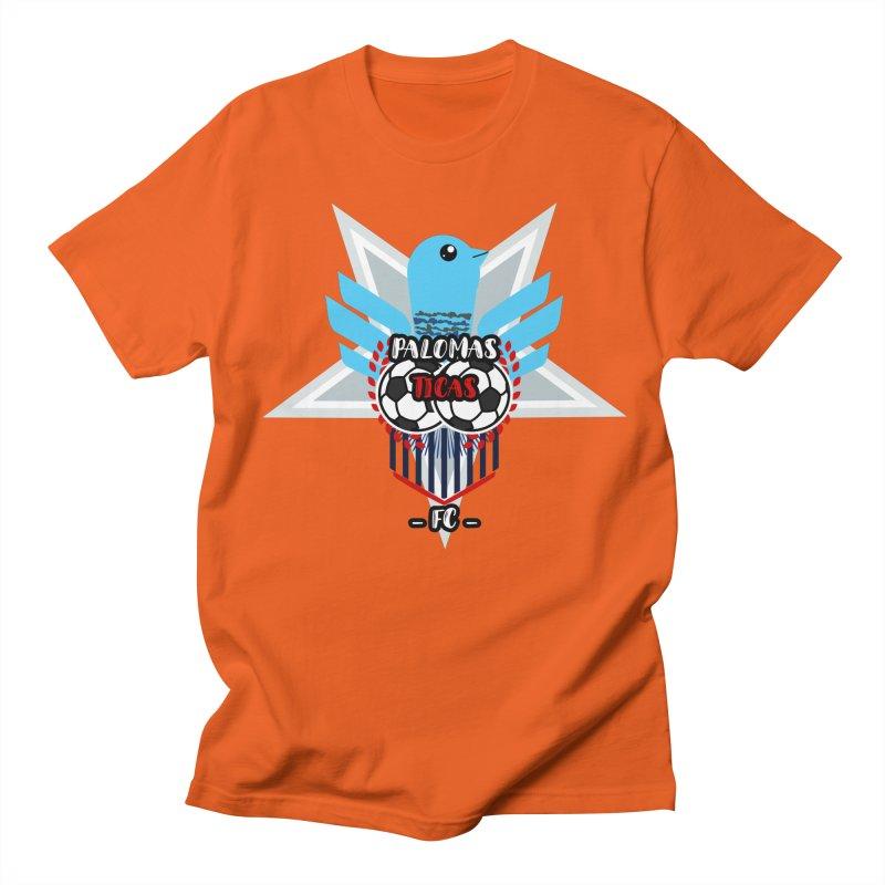 Palomas Ticas Sport Men's T-Shirt by ZuniReds's Artist Shop