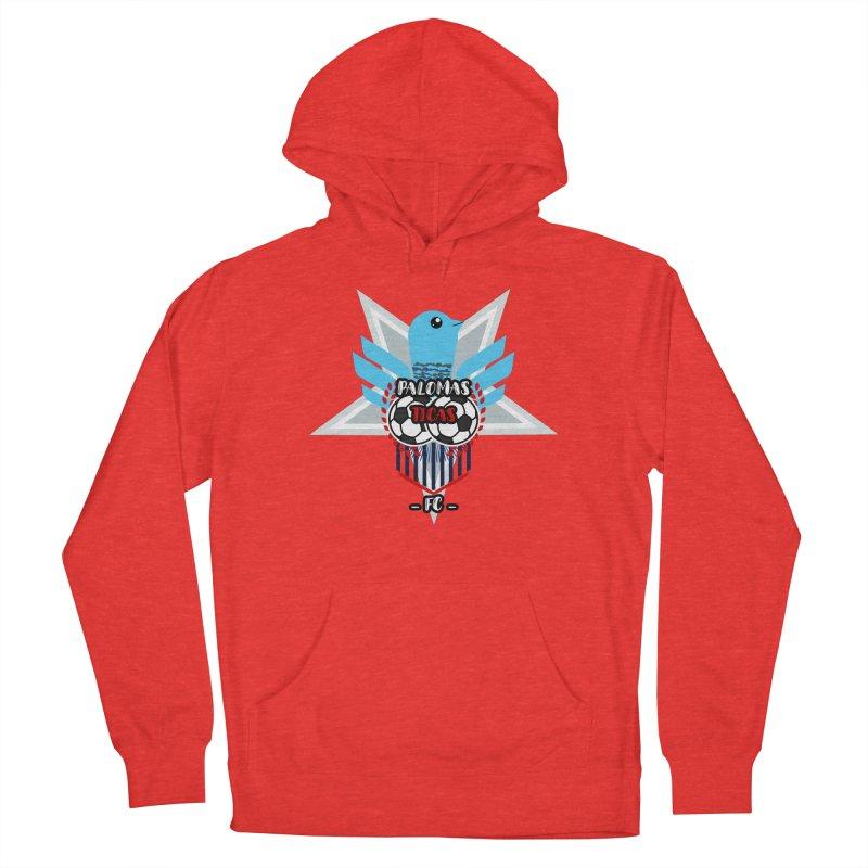 Palomas Ticas Sport Men's Pullover Hoody by ZuniReds's Artist Shop