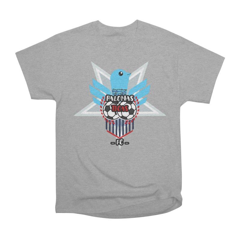 Palomas Ticas Sport Men's Heavyweight T-Shirt by ZuniReds's Artist Shop