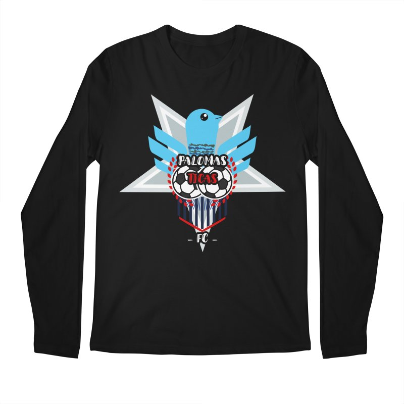 Palomas Ticas Sport Men's Regular Longsleeve T-Shirt by ZuniReds's Artist Shop