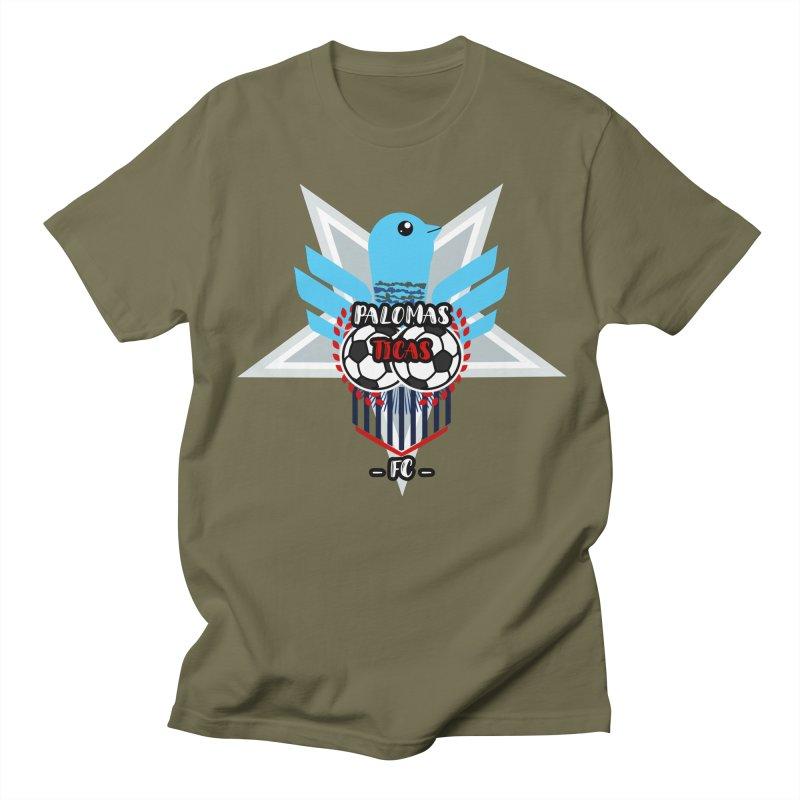 Palomas Ticas Sport Men's Regular T-Shirt by ZuniReds's Artist Shop