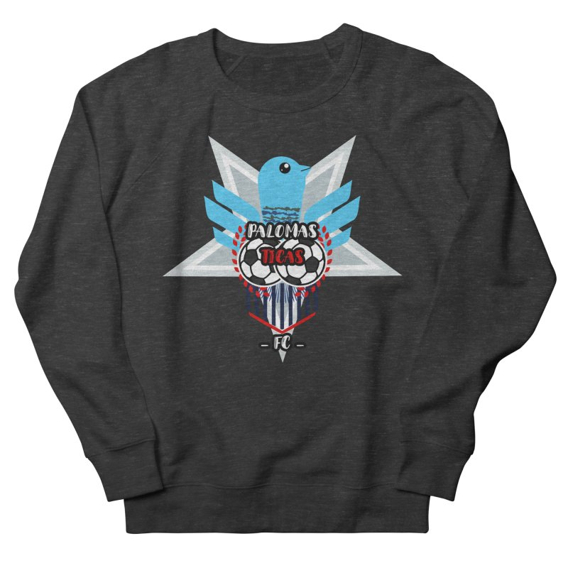 Palomas Ticas Sport Men's French Terry Sweatshirt by ZuniReds's Artist Shop