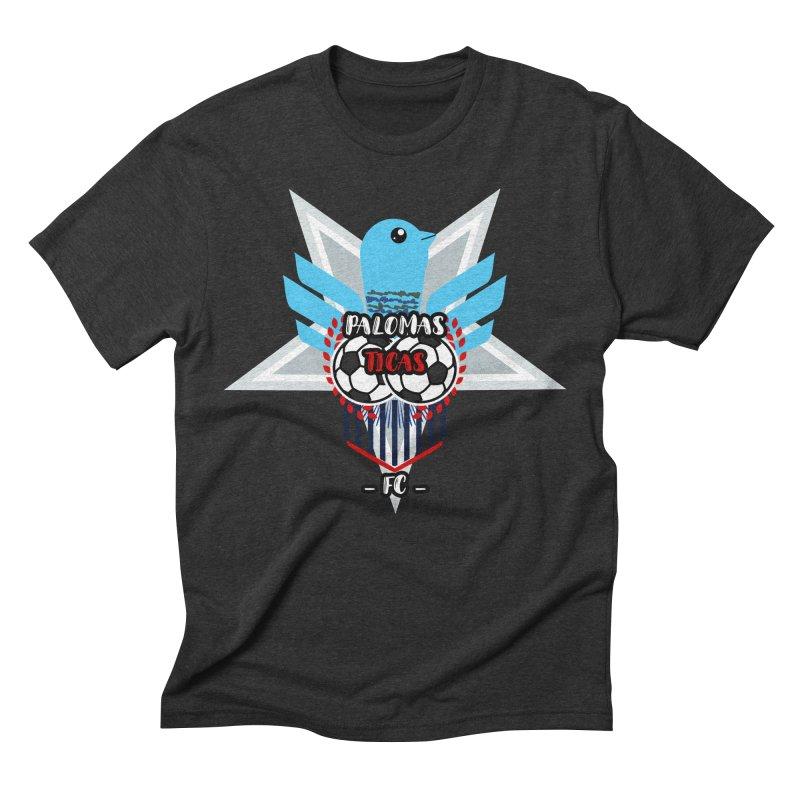 Palomas Ticas Sport Men's Triblend T-Shirt by ZuniReds's Artist Shop