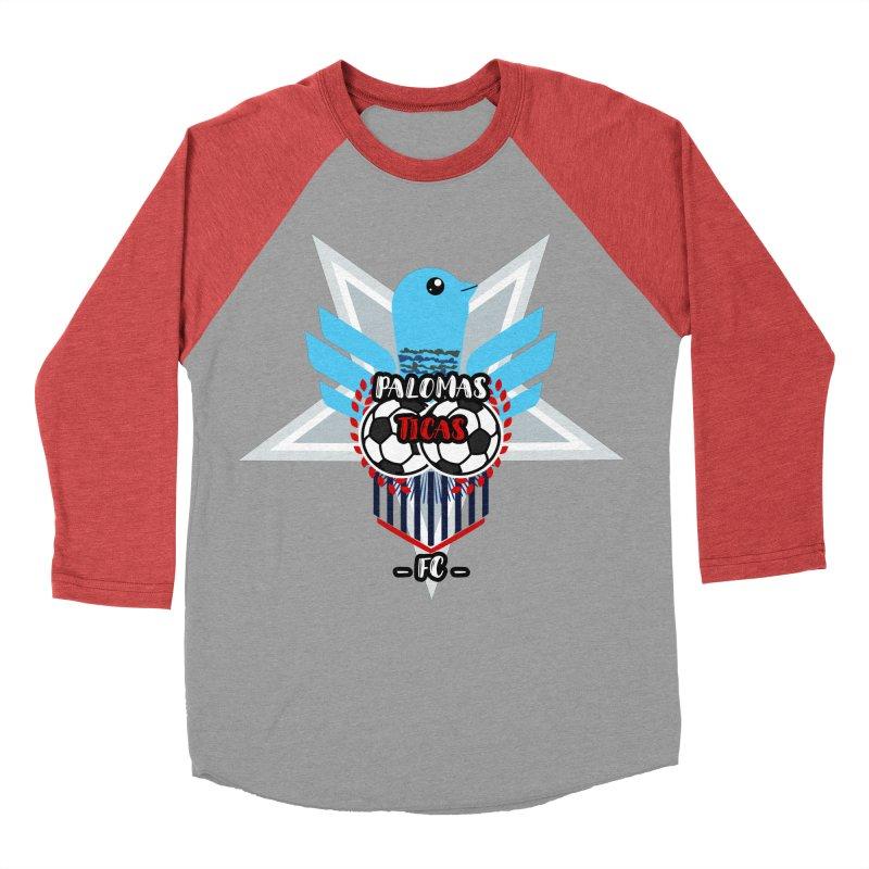 Palomas Ticas Sport Men's Longsleeve T-Shirt by ZuniReds's Artist Shop