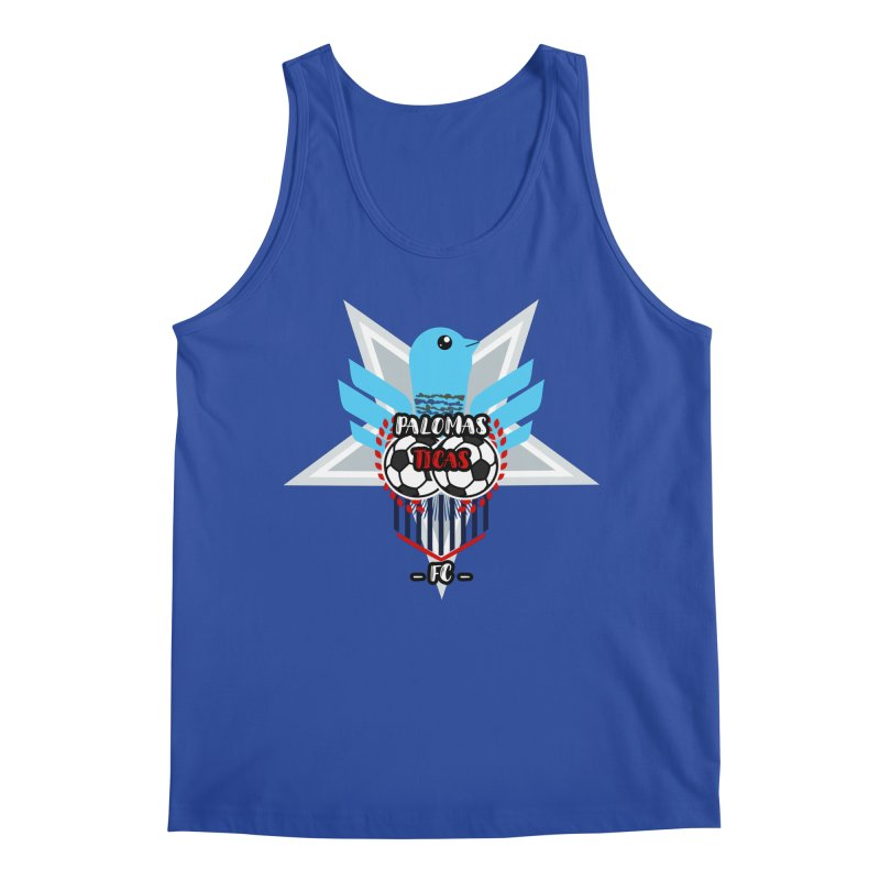 Palomas Ticas Sport Men's Tank by ZuniReds's Artist Shop