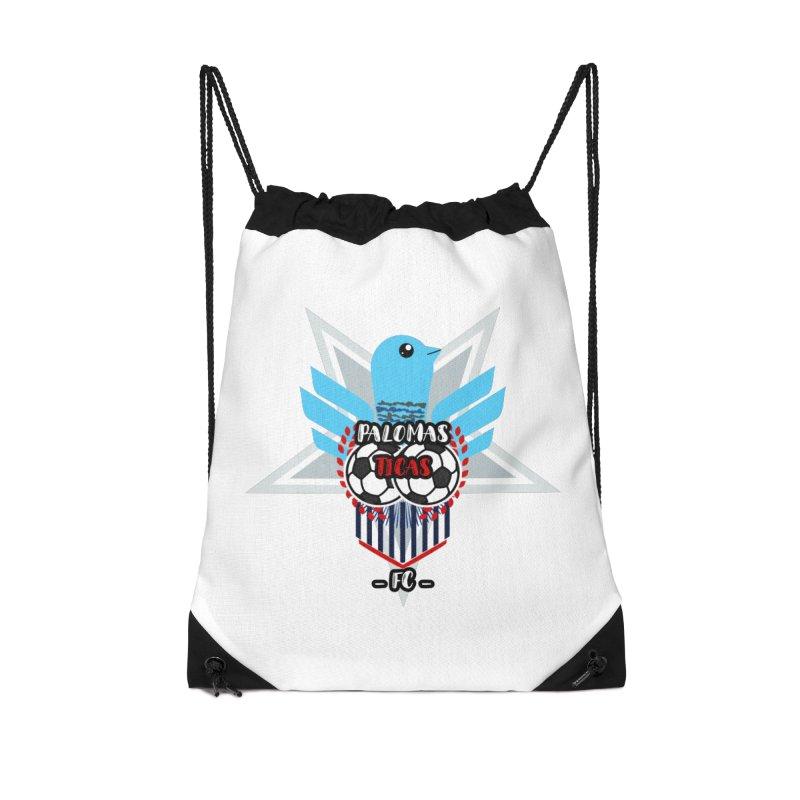 Palomas Ticas Sport Accessories Drawstring Bag Bag by ZuniReds's Artist Shop