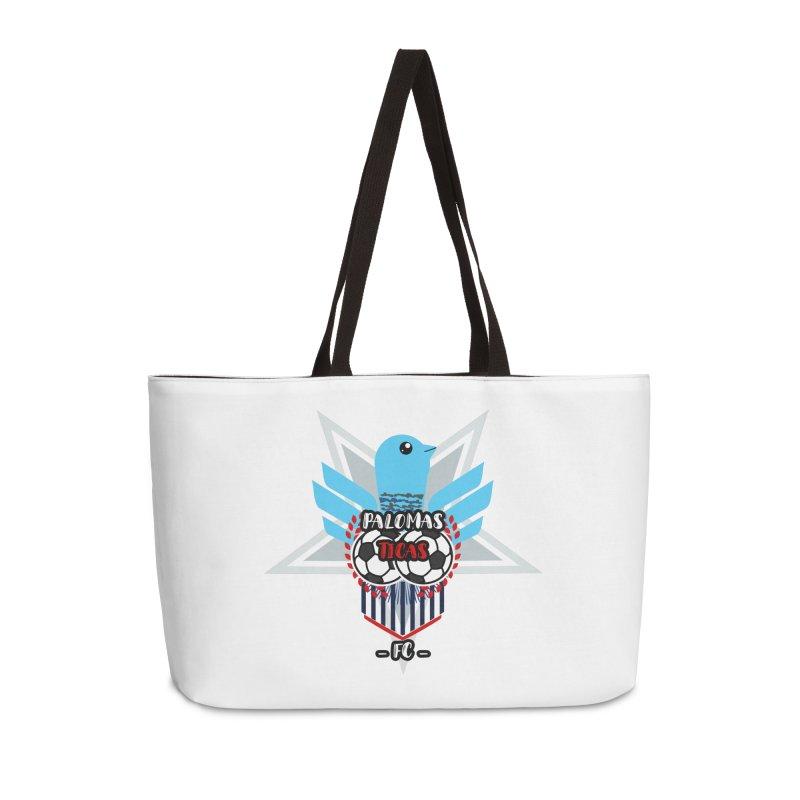 Palomas Ticas Sport Accessories Weekender Bag Bag by ZuniReds's Artist Shop