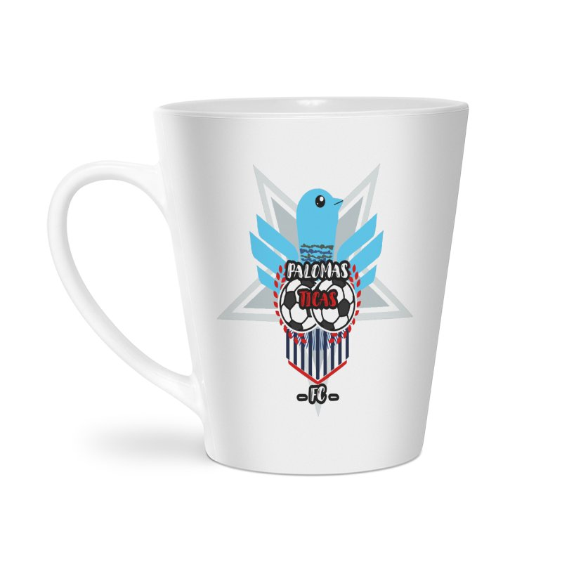Palomas Ticas Sport Accessories Latte Mug by ZuniReds's Artist Shop