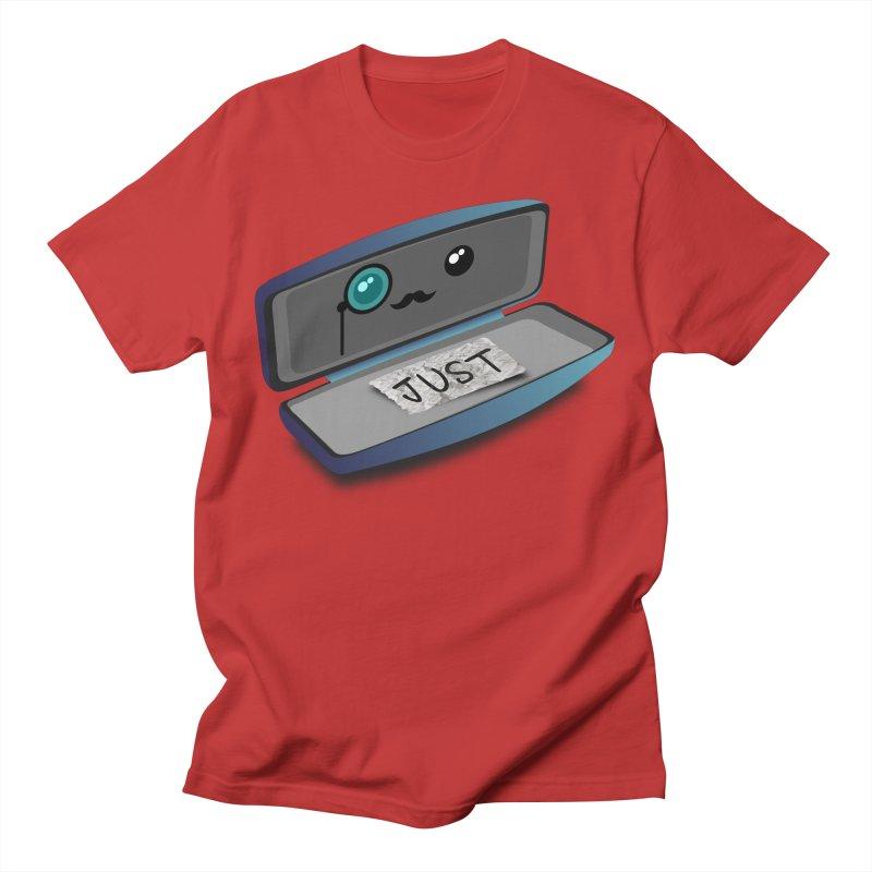 Just in case Men's T-Shirt by ZuniReds's Artist Shop