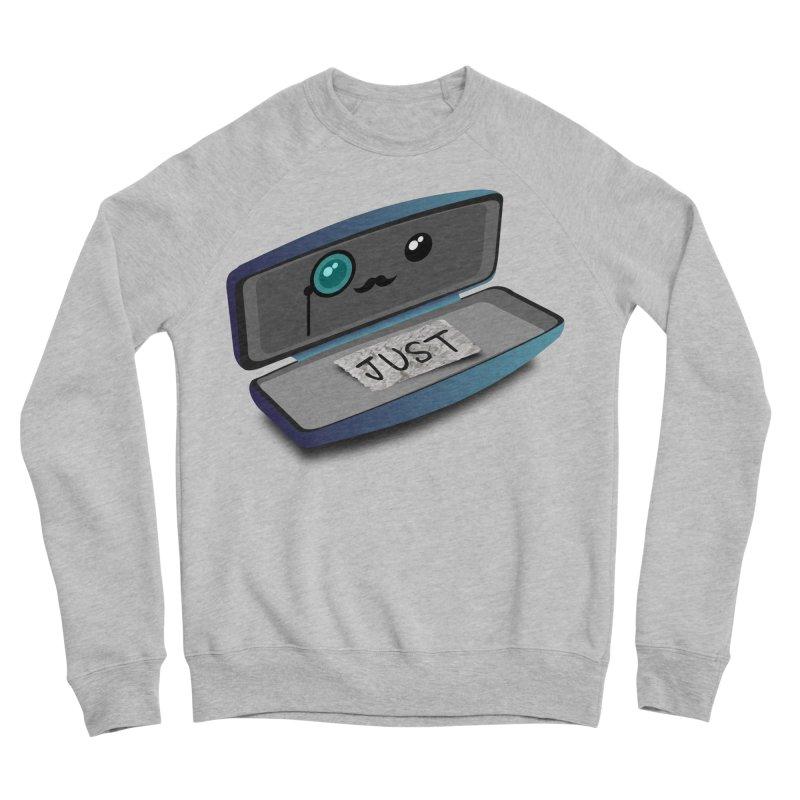 Just in case Men's Sweatshirt by ZuniReds's Artist Shop