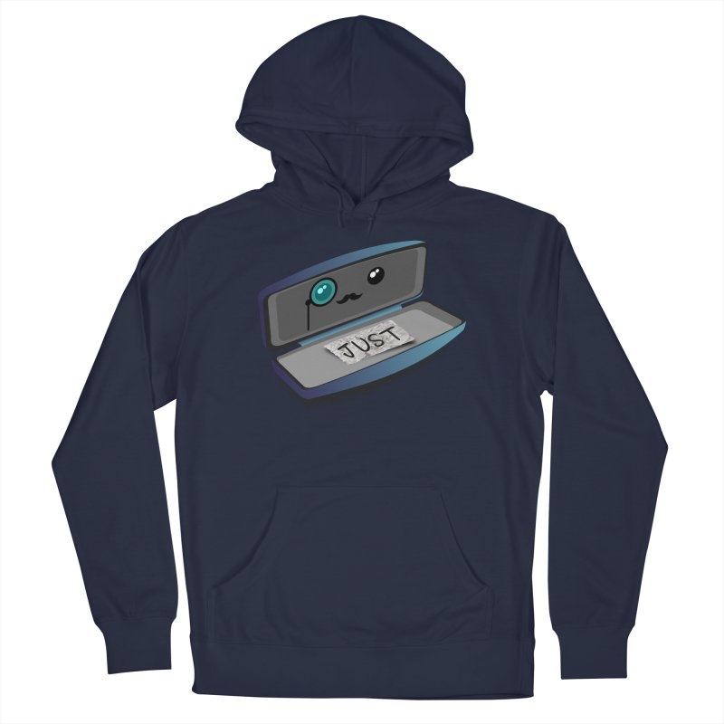 Just in case Men's Pullover Hoody by ZuniReds's Artist Shop