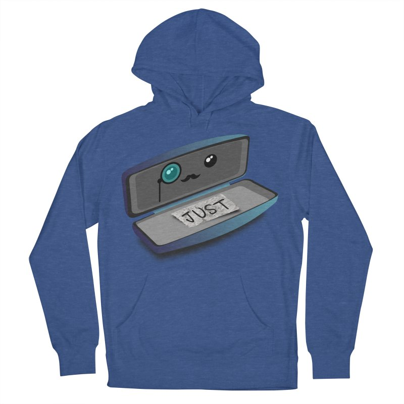 Just in case Men's Pullover Hoody by ZuniReds's Artist Shop