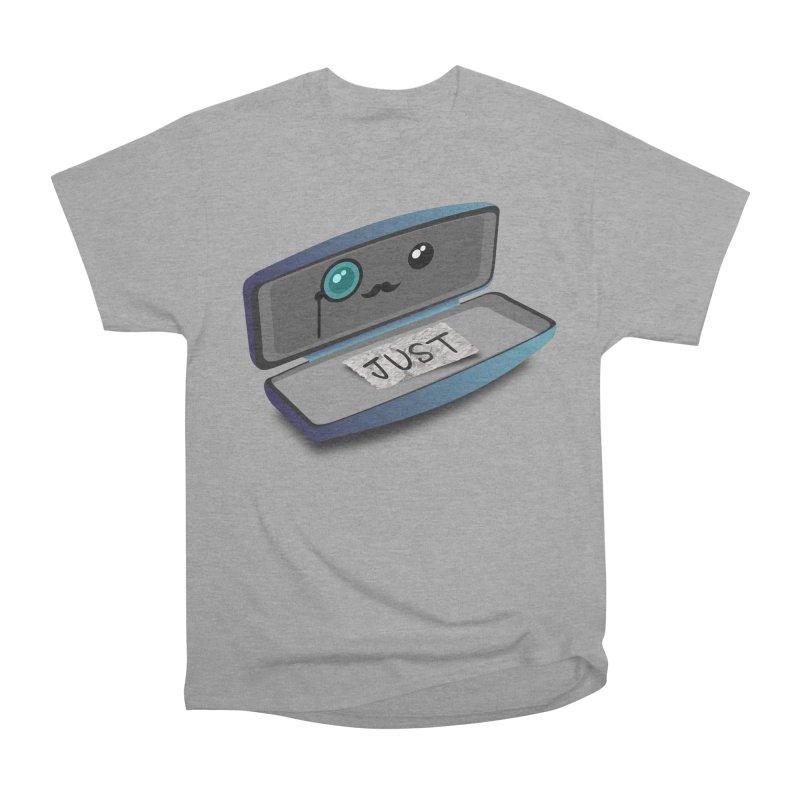 Just in case Women's Heavyweight Unisex T-Shirt by ZuniReds's Artist Shop