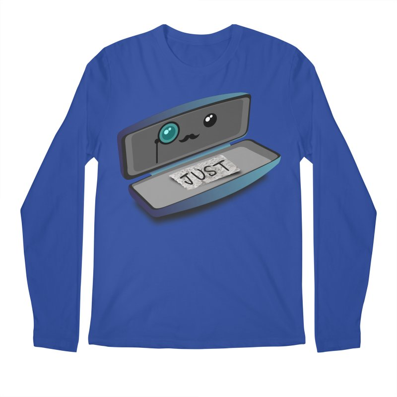 Just in case Men's Longsleeve T-Shirt by ZuniReds's Artist Shop
