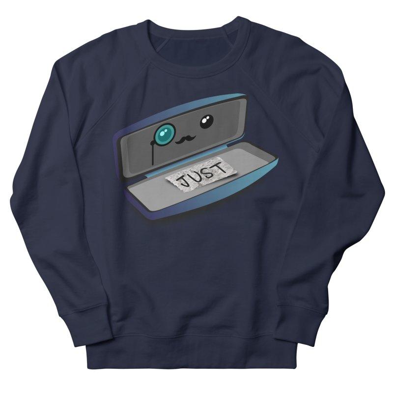 Just in case Women's French Terry Sweatshirt by ZuniReds's Artist Shop